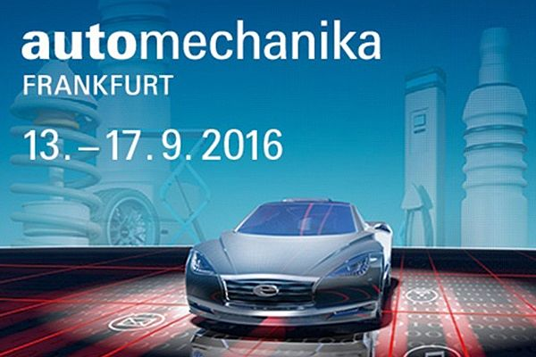 Automechnika 2016, Frankfurt vom 13. - 17.September